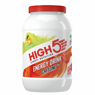 HIGH5 Energy Drink Cafeine (2,2kg)