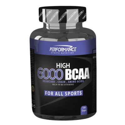 PERFORMANCE BCAA 6000