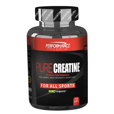 PERFORMANCE Creatine 120 caps