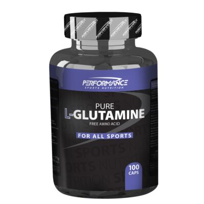 PERFORMANCE Glutamine (100 caps)