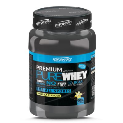 PERFORMANCE Pure Whey 900g