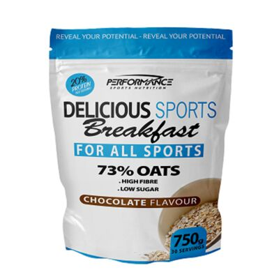 PERFORMANCE Sports Breakfast