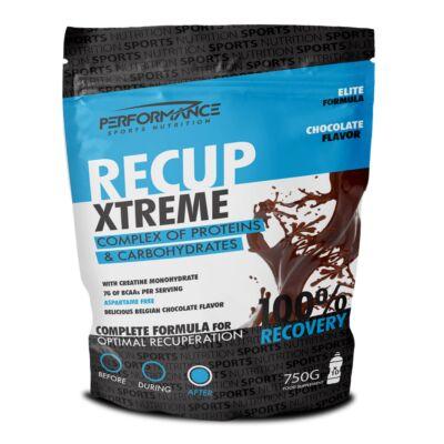 PERFORMANCE Recup Xtreme (750g)-Chocolade