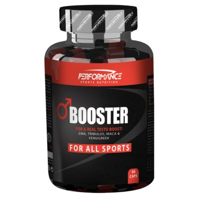 PERFORMANCE Testo Booster
