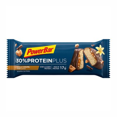 POWERBAR 30% Proteinplus (55g)-Vanille & caramel