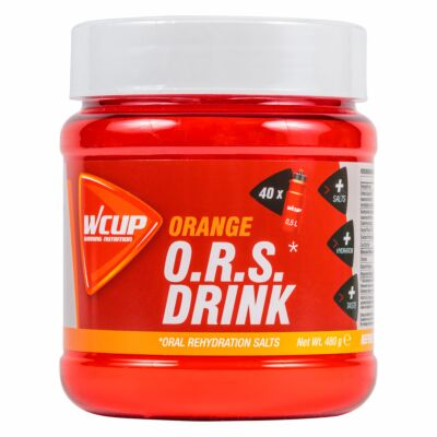 WCUP O.R.S. Drink